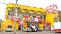 キャッツアイ中の島店