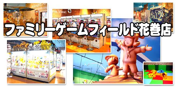 ソユーファミリーゲームフィールド花巻店