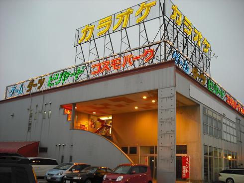 コスモパーク白山店
